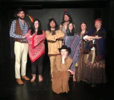 Vinnetou - společná fotka po představení